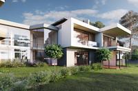 Modern Villa V-Ray