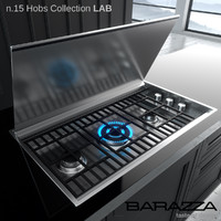 hob by Barazza LAB Collection