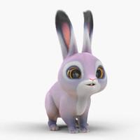 Rabbit Bunny (FUR)