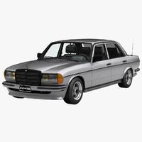 1984 Mercedes-Benz W123 280E AMG