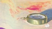 3d model compass rosecompass