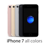 Apple Iphone 7 All colors