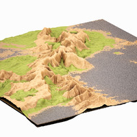 Mountain 01 (HIGHPOLY)