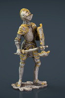 Medieval Knight Statue 1