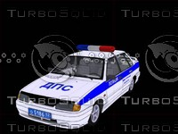 VAZ 2115 DPS Russia