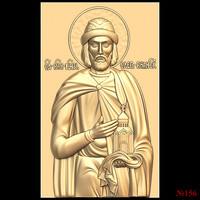 (156) 3d STL Model Religion Icon for CNC Router 3D Printer Aspire Cut3d Artcam