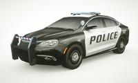 Generic Police v5 Sedan