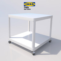 Ikea Tingby- Side Tables