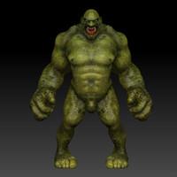 Troll Angry