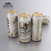 Beer can Dojlidy Prazubr 2016