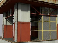 Industrial Model Pack 4