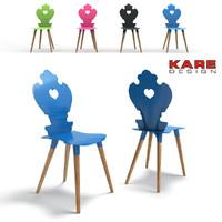 Chair Kare Design Adelheid