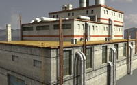 Industrial Model Pack 5