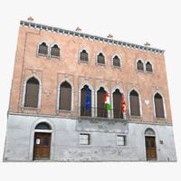 Venice Italian Old House 3