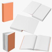 Book Generic 5 Poses