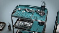 Surgical Instruments - Medical Equipment Collection