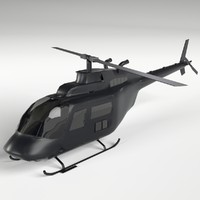 obj helicopter uv unwrapped