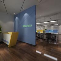 Modern Office Interior 1
