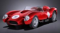 Ferrari 250 Testa Rossa 1957 1958