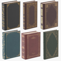Classic Books Standing