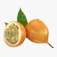 Passion Fruit (Yellow)