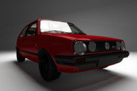1987 Volkswagon Golf MkII GTI