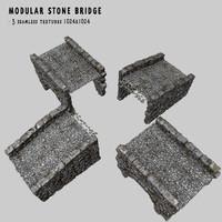 Modular Stone Bridge