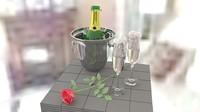 champagne_n_rose