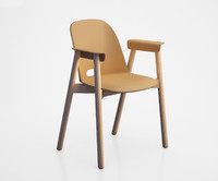 Alfi armchair by Jasper Morrison for Emeco