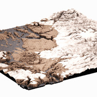 Mountain 05 (HIGHPOLY)