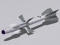 R-27T(1) missile.