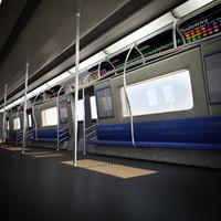 Metro Wagon Interior Facade