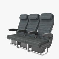 Plane Wider Seat