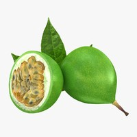 Passion Fruit (Green)