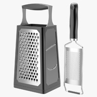 Grater Collection