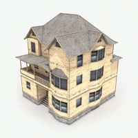 3-story House