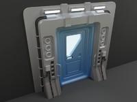 Sci-Fi Door 03
