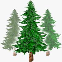 max pine tree toon