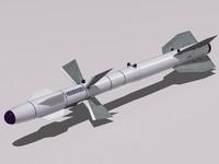 R-27ET(1) missile.