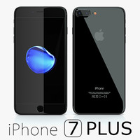 Apple iPhone Plus Jet Black