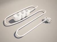 Triple extender