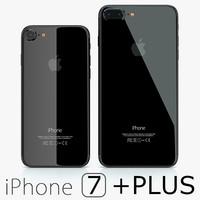 iPhone 7 + iPhone 7Plus Jet Black