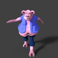Merry Pig