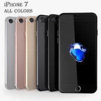 iPhone 7 all color