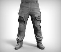 Combat Pant AC Multicam