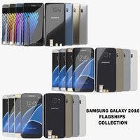 Samsung Galaxy 2016 Flagships Collection