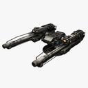 cannon 3D models