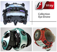 Collection Eye Drone