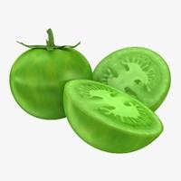 Cherry Tomatoes 2 (Green)