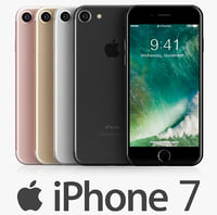 iPhone 7 All Colors
